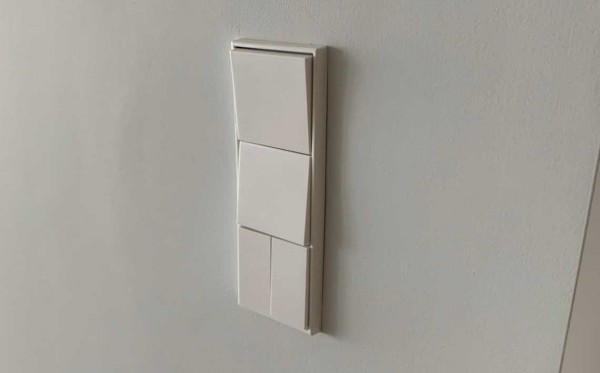 Electrical and telecommunication installations of an apartment in Restelo, Lisbon