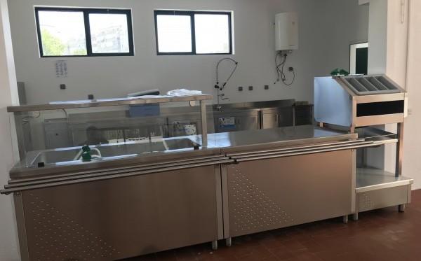 Remodelação de instalação eléctrica de escola